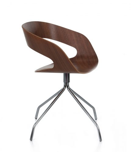 Chat swivel 10_walnut