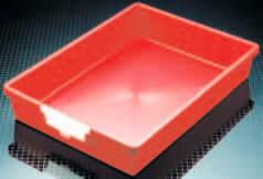 Kunststoffkasten flach-schmal