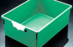 Kunststoffkasten hoch-schmal