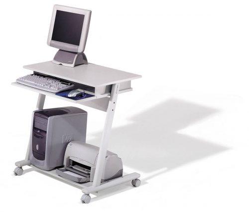 Mobiler Computertisch 02-01