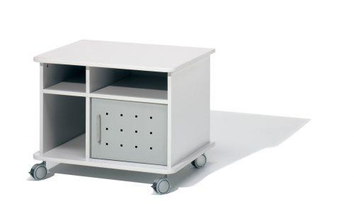 Mobiler Druckertisch 01-02