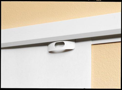 Papierklemmen Aufhängesystem