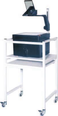 Projektorrollwagen 04