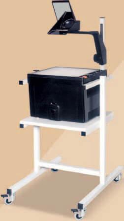 Projektorrollwagen 07