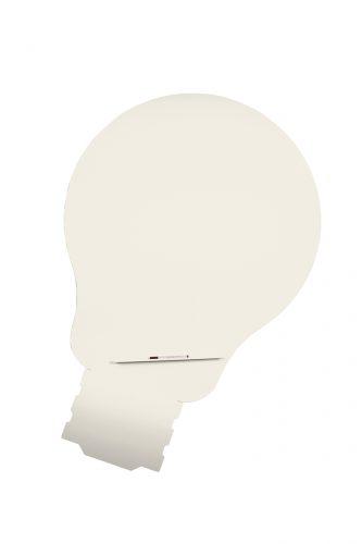 Rahmenloses Whiteboard 02-04