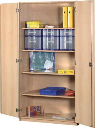 Schrank mit Aufbewahrungsboxen 36