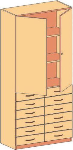 Schubladenschrank 04