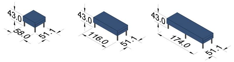 proSedia Sofa Piktogramme