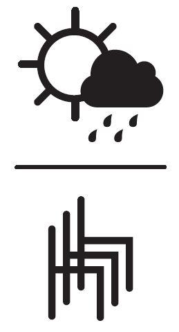 Regen Schutzt Stuhl