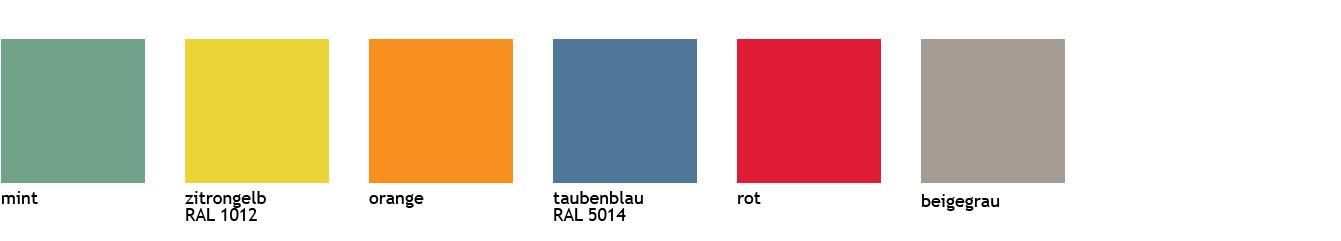College Farben