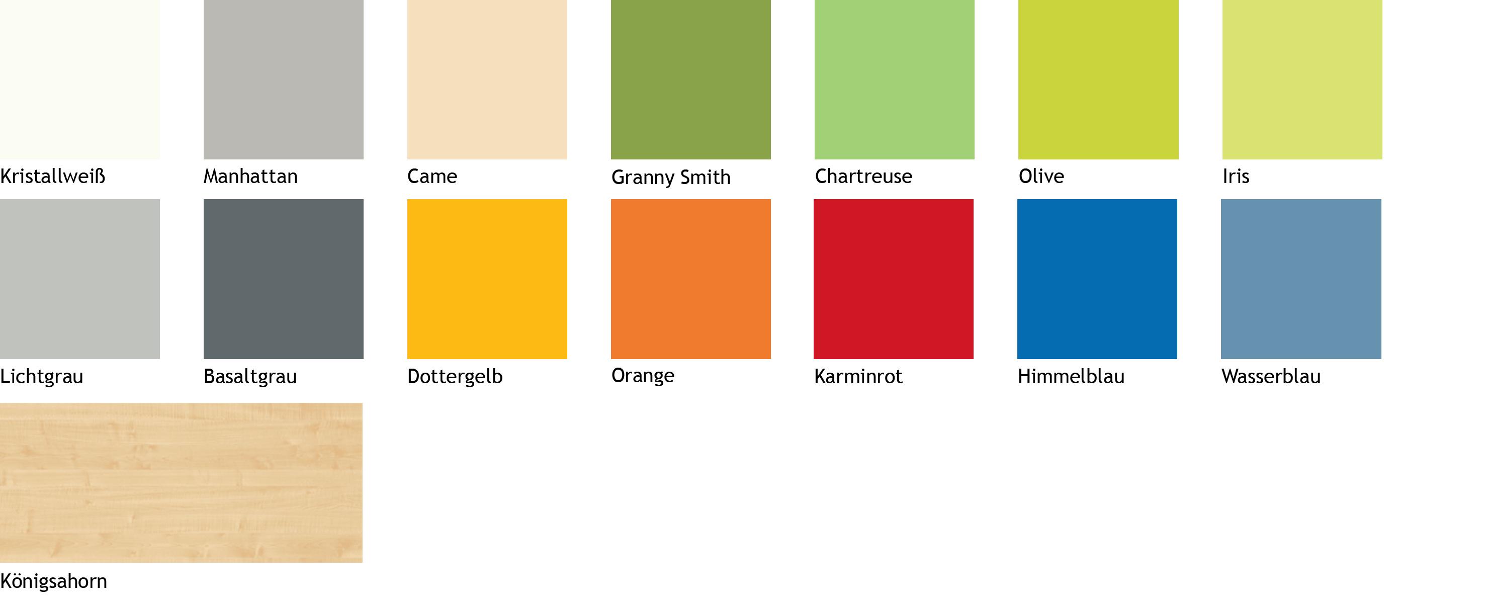 Linea Farben